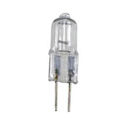 2019 12v lâmpadas pretas Luz de bulbo de halogéneo T3 Bi-pin de baixa tensão paisagem iluminação 5 W 10 W 15 W 20 W 35 W 6 V 12 V G4 lâmpada de halogéneo