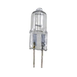 Wholesale Halogen Light Bulbs G4 - Halogen bulb light T3 Bi-pin low voltage landscape lighting 5W 10W 15W 20W 35W 6V 12V G4 halogen bulb