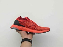 Wholesale Womens Waterproof Boots - real boost Ultra Boost Uncaged Real Boost Running Shoes Men's And Women's Ultraboots Sneakers Mens Sports Boots Womens running shoes for men