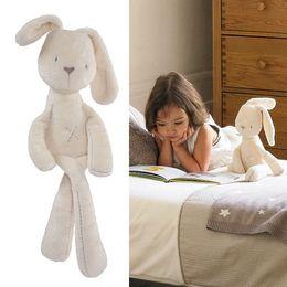 Wholesale Stuffed Animals Mamas - Retail Mamas & Papas Rabbit Plush Toys Sleep Appease Kawaii Cartoon Bunny Stuffed Animals Toy Mamas Papas Stroller Doll Baby Toys Gift 52cm