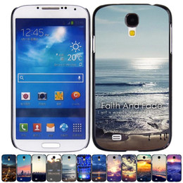 Wholesale Cool S4 Cases - Wholesale-1PCS New Fashion Cool Faith And Fade Design Case cover For Samsung Galaxy S4 I9500 1