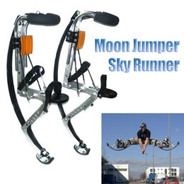 Wholesale Toys For Two Women - Jumping Stilts Powerbocking Kangaroo Shoes for Child   Adult Men Women Fitness Exercise Bouncing Shoes Pogo Sticks Moon Jumper