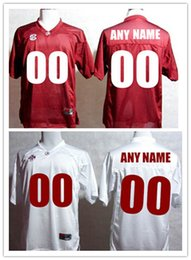 Factory Outlet- Custom New American College Football Jerseys Alabama  Crimson Tide Jerseys NCAA Jersey with any name and number Embroidery lo f40e3b8f2