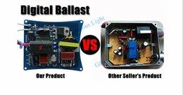 Wholesale Hid Kit Ac 55w H4 - 1Set HID Conversion Xenon Kit Single Beam Bulb H1 H3 H4 H7 H8 H9 H10 H11 H13 9004 9005 9006 880 12V 55W AC Slim Ballast