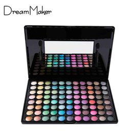 Wholesale Eyeshadow Palette 88 New Warm - Wholesale-Fashion Special New Makeup Warm Pro 88 Full Color Eyeshadow Palette Eye Beauty Makeup Maquiagem NK Palette Shadows Maquillage