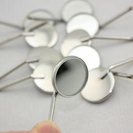 Wholesale Dental Reflector - 10 PCS Dental Mouth Mirror Reflector Odontoscope Dentist Equipment