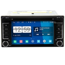 Wholesale Special Car Dvd Toyota Corolla - Winca S160 Android 4.4 System Car DVD GPS Headunit Sat Nav for Toyota Corolla 2003 - 2006 with Radio 3G Player