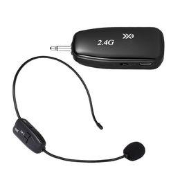 XXD-G18 2.4G Microfone Sem Fio Portátil Com Cancelamento de Ruído Microfone para Gravação de Reunião Do Youtube Entrevista Estúdio de Vídeo Preto de Fornecedores de reuniões de vídeo