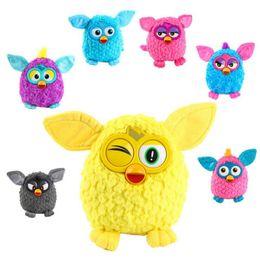 Wholesale Owl Toys - Owl Elves Plush Dolls 10cm Kids Soft Stuffed Toy Birthday Gifts Cute Doll 10 Styles OOA3337