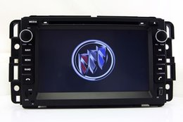"""Wholesale Navi Radio - 7"""" In Dash Car DVD Player GPS Navigation for Buick Enclave with Navi Bluetooth TV Map USB SD AUX Audio Video Strereo Multimedia"""