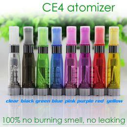 Wholesale Ego Ce5 Cartomizer - CE4 1.6ml atomizer cartomizer Electronic Cigarette 510 ego-CE4 ego t,e cigarette for E cig all ego series CE5 CE6 Clearomizer