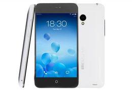 Wholesale Meizu Quad - Original Meizu MX2 ROM 16GB 4.4 inch 1280*800 3G Android 4.1 OTG Smart Phone MX5S Quad Care A9 1.6 GHz RAM 2GB Micro SIM WCDMA