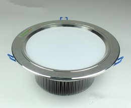 Wholesale Downlight Inch - Led downlight 18W full set of die casting led ceiling downlights 6 inch 18WLED downlight downlight patch smallpox import chip foot W factory