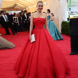 La alfombra roja vestidos de fiesta