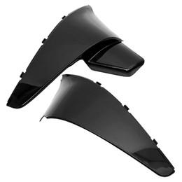 Wholesale Honda Shadow Vlx - GPS Hot Car Battery Side Faring Cover ABS Black For Honda Shadow 1988-1998 VT600 VLX 600 STEED400 Repair