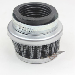 Wholesale Dirt Bikes Atvs - Brand New Motorcycle Air Filter Intake Cleaner 42mm For Universal 250cc ATVs Dirt Bikes Parts For Best Sale