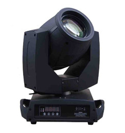Wholesale Sharpy Moving Head Light - Beam 230W Sharpy Beam 7r Moving Head Light 16CHs 8-facet Prism Stage Event Party Disco Lighting 1year Warranty