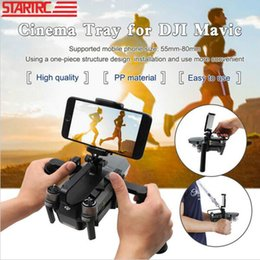 Wholesale Steady Stabilizer - 2018 New Hot !!!! STARTRC DJI Mavic Pro Handheld Gimbal Tray Stabilizer Tray Steady Cam for DJI Mavic pro Drone Accessories