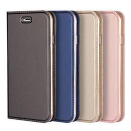 Кожаный чехол i6 онлайн-Роскошные чехол для iphoneX 8 8Plus 7 7Plus магнитного притяжения бумажник книга кожа флип защитный чехол для i6 6С 6Plus