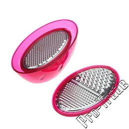 Wholesale Egg Shaped Boxes - 40Set Vegetable Grater Peeler Shredded Device Cutting Combination of Egg Shaped Planer Abrader Board and Boxes Kitchen Accessories 00769