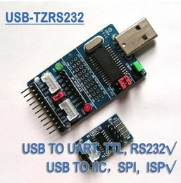 Wholesale Uart Adapter - 100pcs lot USB to uart TTL adapter board+ free shipping order<$18no track