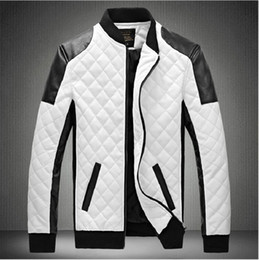 Wholesale Men S Jacket 4xl - Fall-Mens Lether Jackets Genuine Leather Jaquetas Masculinas Inverno Couro Jacket Men Jaquetas De Couro Men's Winter Leather Jacket