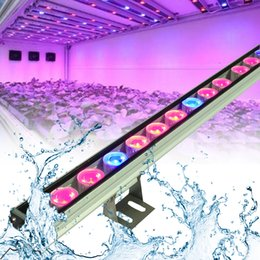 Wholesale Led Tubes For Sale - Hot sale led grow light bar 108w hydroponic led grow light strip Red+Blue for indoor greenhouse Plant Veg grow Flower Strip Lamp Waterproof