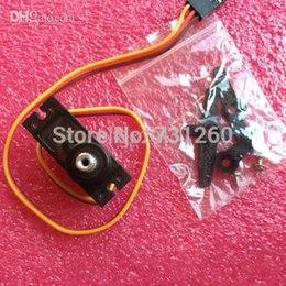 Wholesale Black Metal Gear - MG90S Metal gear Upgraded SG90 Digital 9g Servo For Rc Helicopter plane boat car MG90 9G