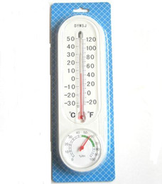 Argentina Medidor de humedad montado en la pared del higrómetro del termómetro análogo del hogar Suministro