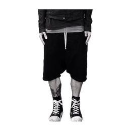 Wholesale Urban Clothes Style - Wholesale-high quality fashion highstreet mens hiphop hip hop swag shorts brand style summer style 2015 urban clothes clothing drop crotch