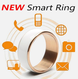 Wholesale Magic Electronic - Smart Ring NFC Android Bb Wp Smart Electronics Intelligent Magic Hot Sale as Android Smart Watches Devices