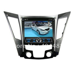 "Wholesale Dvd Player For Hyundai Sonata - 8"" inch tft-lcd touch screen display car DVD player with Built-in GPS and Bluetooth for HYUNDAI SONATA(high equipment)"