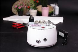 Età della macchina online-Nuova MINI 3in1 DIAMOND MICRODERMABRASION Dermoabrasione SKIN PEELING con Vacuum Spray machine NF108 Facial Anti Age PEEL cura della pelle 110-240V CE
