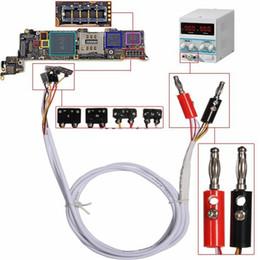 google chromecast all'ingrosso Sconti Kaisi 6-in-1 Professional DC Power Supply Cavo di prova corrente per iPhone 6 Plus 5S 5 4S 4 Strumenti di riparazione