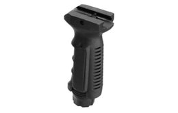 Wholesale Ergonomic Design - Deluxe Tactical Foregrip with Ergonomic non-slip design For Weaver-Picatinny Rail Front Grip With Storage Cavity For Hunting