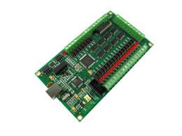 Wholesale Cnc Stepper Controller Kit - 2015 NEW precise green CNC mach3 usb 3 Axis Controller card Kit,3pcs TB6600 4 Axis Stepper Motor Driver Board