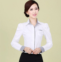 Wholesale Formal Office Blouse Designs in Bulk from the Best ...