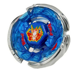 Tormenta beyblade online-BEYBLADE METAL FUSION Storm Pegasus (Pegasis) BB28 4D Beyblade aka Spegasis Without Launcher Regalo de fiesta de cumpleaños para niños 23 Estilos