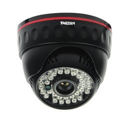 Wholesale Dvr 1tb Hard Drive - Tmezon 8 CH Channels 960H HDMI DVR 800TVL Dome IR Cut 36 Led CCTV Security Indoor Camera System 1TB Hard Drive