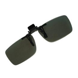 3pc / lot Klippart 3D-Gläser Zirkular polarisiert für passives 3D Fernsehapparat geben Verschiffen frei von Fabrikanten