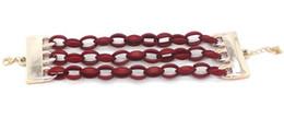 Wholesale Design Transportation - 2015 Popular in Resin Rhinestone Fashion Design Multilayer Metal Bracelet Lobster Clasp Bracelets Free Transportation