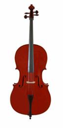 """Wholesale European Spruce - Copy of Pietro Giacomo Rogeri 1710 4 4 Cello """"All European Wood"""" Best Model"""
