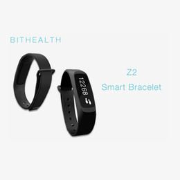 2019 bluetooth oled BitHealth Z2 Smart Watch Armband 0,91