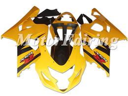 Wholesale K4 Fairings - Fairings for GSXR600-750 K4 2004-2005 GSXR600 750 2004 2005 GSXR600 750 04-05 GSXR 600 Fairing Body Kits ABS Motorcycle Parts