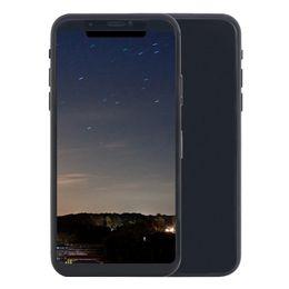 Wholesale Cheap Smart Phones 3g - New Cheap 5.8 inch All Screen Goophone X 3G WCDMA Quad Core MTK6580 1GB 4GB Android 7.0 5.0MP Camera Metal Frame Nano-Sim Card Smart Phone