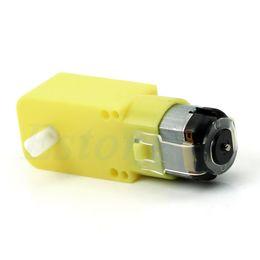 Wholesale Tt Gear Motor - Intelligent Car Gear Motor TT Motor Robot Gear Motor for Arduino New