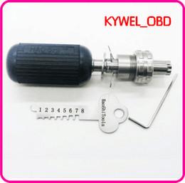 utensile chiave tubolare Sconti Set pinze per serratura tubolare haoshi 7 pin, taglierina tubolare, fabbro professionale per fabbro e serratura