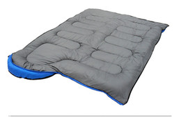 Wholesale Shapes Sleeping Bags - Wholesale-Outdoor Camping Sleeping Bags Compression Bag Stuff Sack Multifunctional Heart-shaped LunchSleeping Bag Winter 1.8kg