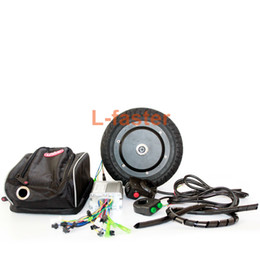 Wholesale Electric Scooter Hub Motor Kit - 36V 350W ELECTRIC SCOOTER CONVERSION KIT 8 INCH BRUSHLESS HUB MOTOR KIT FOR KICKSCOOTER DIY ELECTRIC TRIKKE SPEED CAN BE 30KM H