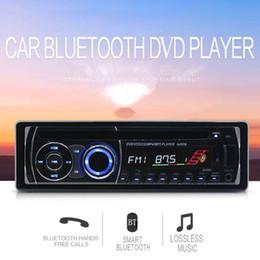 subaru dvd spieler Rabatt 8169A Universal 1 din Bluetooth Auto DVD-Spieler Neues Auto DVD / VCD / CD / MP4 / MP3 Player Unterstützung FM AUX Musik SD USB Play